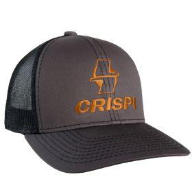 Crispi Stitched Meshback Trucker Hat