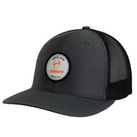 Crispi Circle Patch Trucker Hat