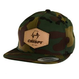Crispi Leather Patch Classic Hat