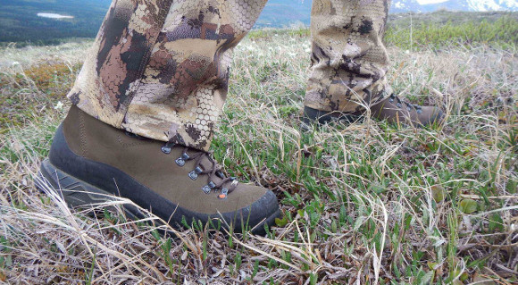 b527cb8848a Hunter GTX Initial Review by Remote Pursuits | Crispi Hunting Boots