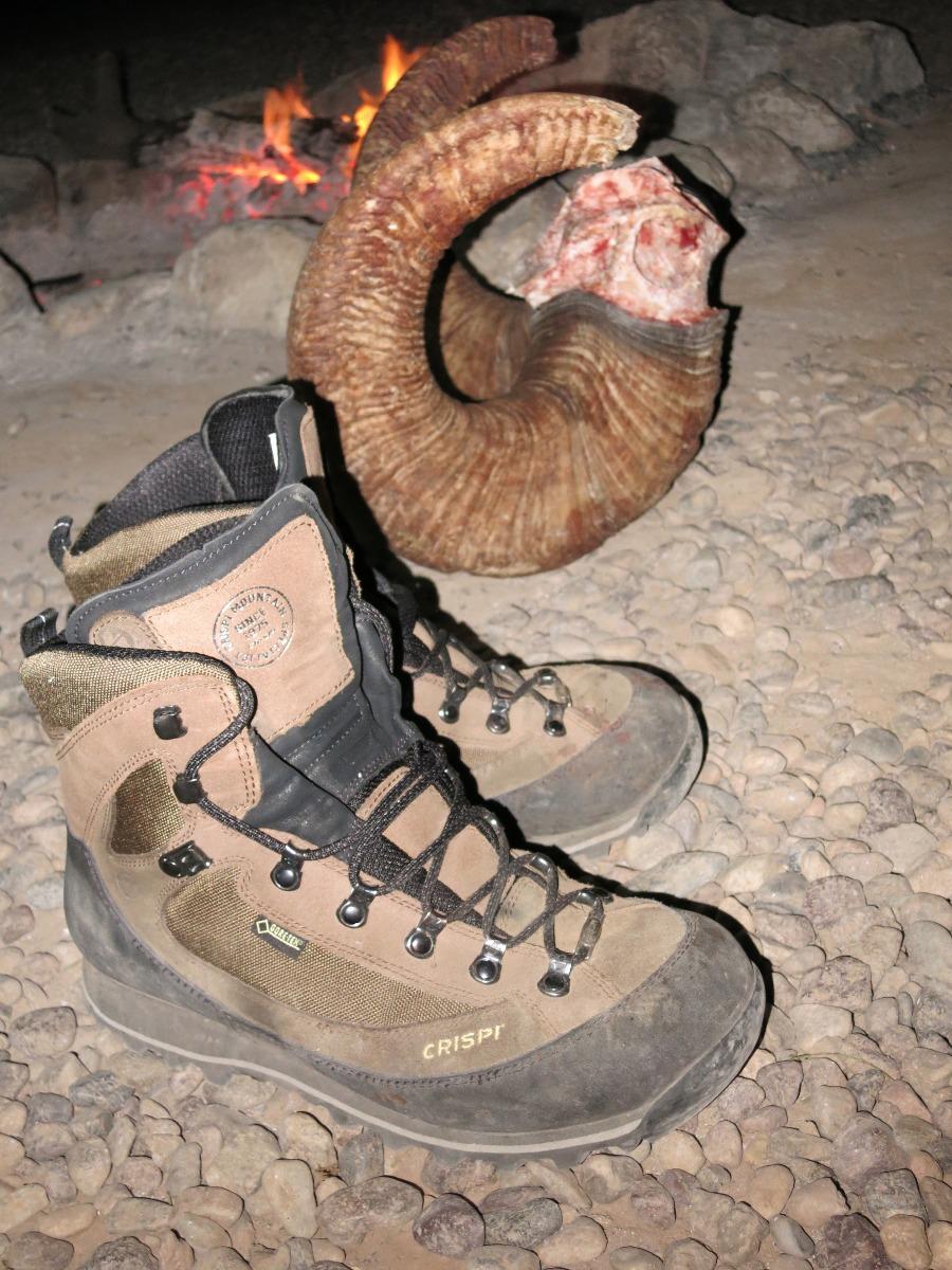 Crispi Summit Boots